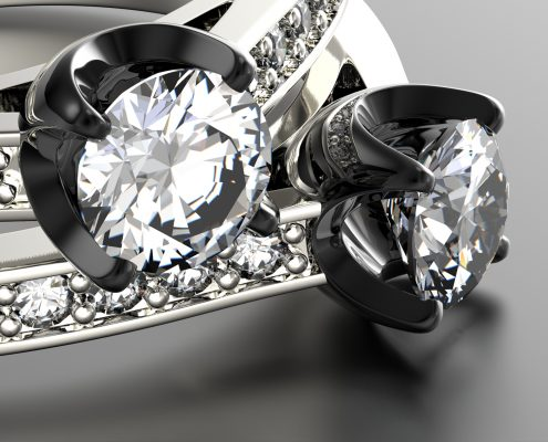 image of diamond ring