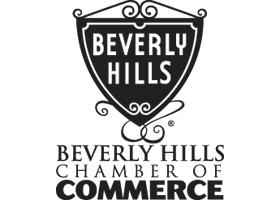 Beverly Hills Chamber of Commerce logo