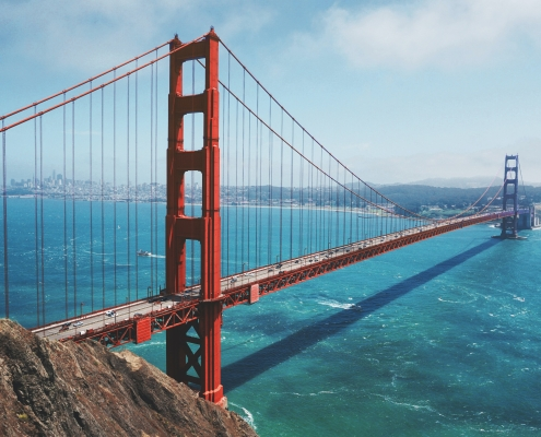 California bridge