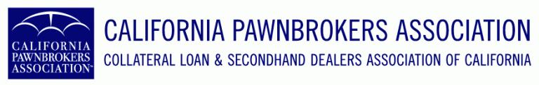 california pawnbrokers association logo