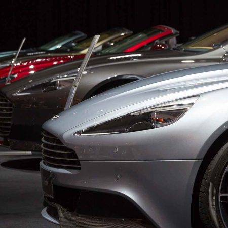 Top 10 Most Expensive Aston Martin Cars Ever Sold On Auction as of 2021
