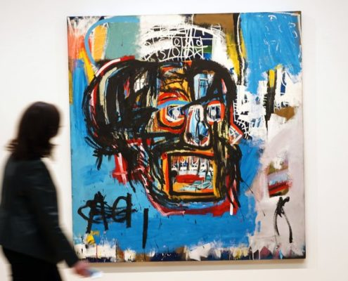 Example of Fine art / Painting - one type of asset you can pawn at Pawnbrokers of Rodeo Drive