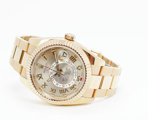Rolex - Example of a luxury Watch you can pawn at Pawnbrokers of Rodeo Drive