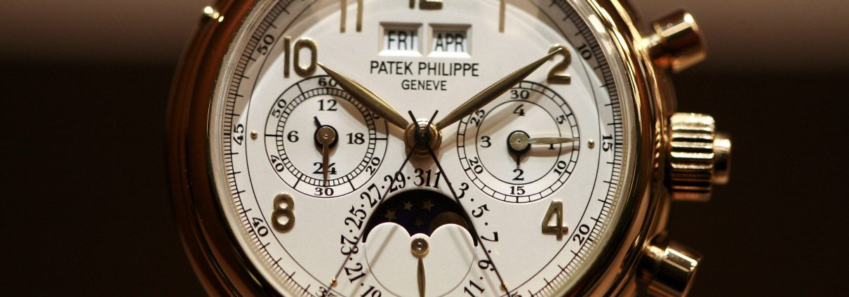 We buy and pawn against Patek Philippe Watches