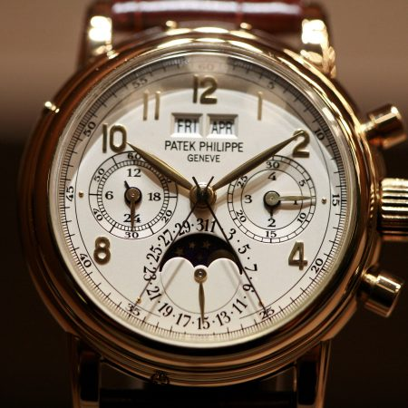 Top 10 Most Expensive Patek Phillipe Watches Ever Sold on Auction as of 2020