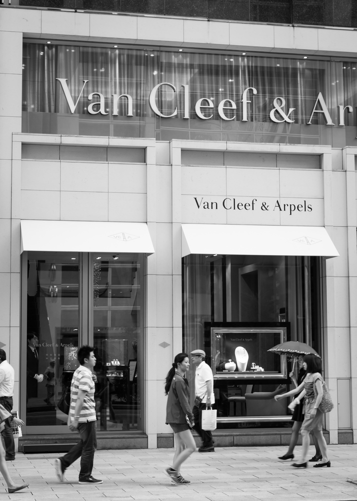 loan against, pawn or sell your fine Van Cleef & Arpels diamond jewelry to us