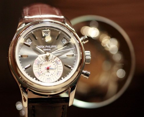 Loans on fine watches as Patek Philippe