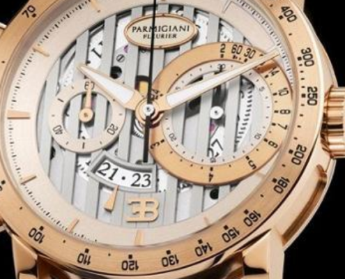 Parmigiani watch - Example of a Luxury Watch you can pawn at Pawnbrokers of Rodeo Drive