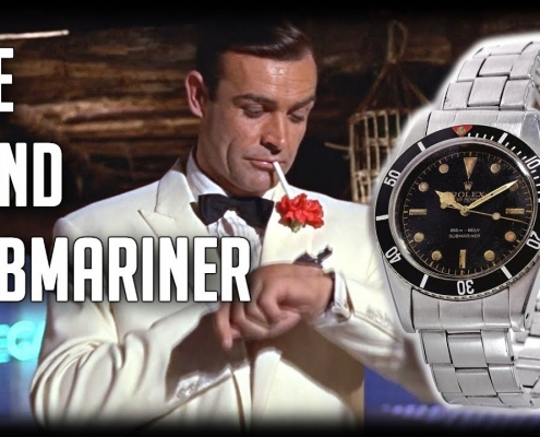 Image of watch and actor